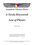 Newly Discovered Law of Physics (pdf)