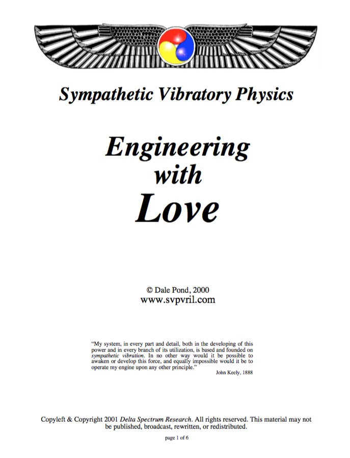 Engineering with Love