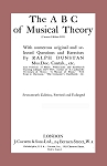 ABC of Musical Theory