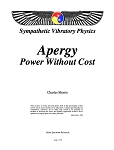 Apergy: Power Without Cost (pdf)