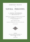 Elementary Treatise on Natural Philosophy - Sound and Light