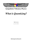 What is Quantizing?