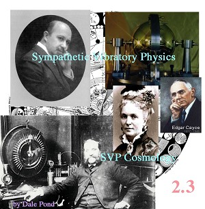 SVP Universal Cosmology, version 2.3