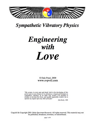 Engineering with Love (pdf)