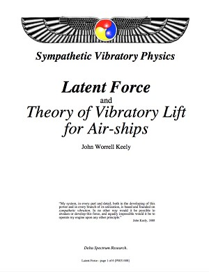 Latent Force and Theory of Vibratory Lift for Airships (pdf)