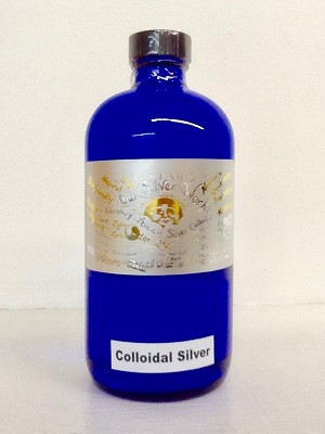Our Silver Works! colloidal silver 16 oz.