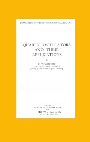 Quartz Oscillators and Their Applications