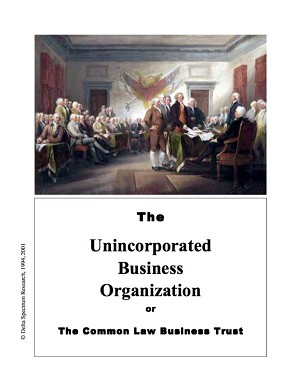 Unincorporated Business Organization Trust, UBOT