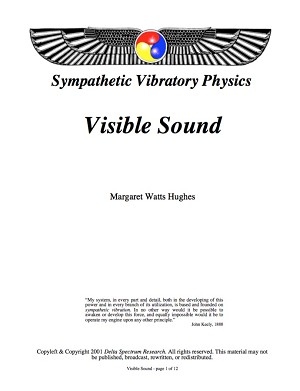 Visible Sound