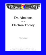 Dr. Abrahms and the Electron Theory