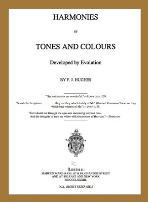 Harmonies of Tones and Colors - Developed by Evolution