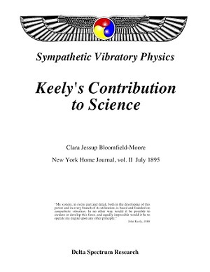 Keely's Contribution to Science