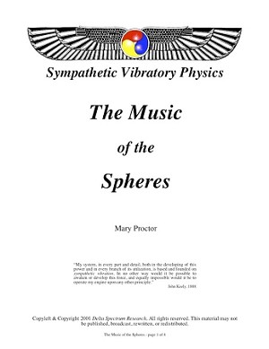 Music of the Spheres (pdf)