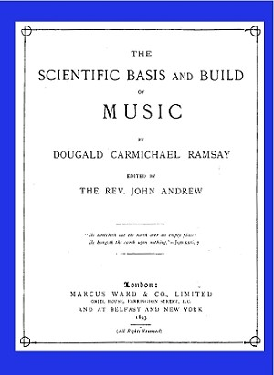 Scientific Basis and Build of Music - INDEX