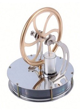 Stirling Engine - working model